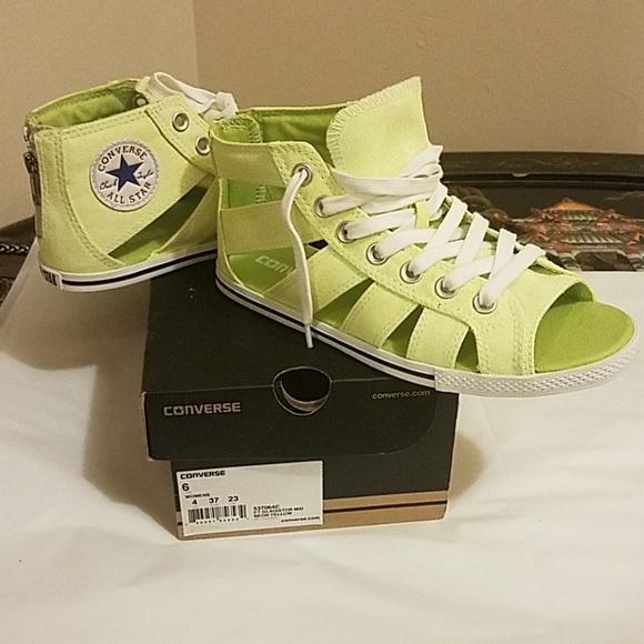 00848d77c2e Converse Shoes - Converse Chuck Taylor All Star Gladiator Sandals